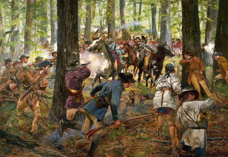 theodore roosevelt wrote of kings mountain this brilliant victory marked the turning point of the american revolution